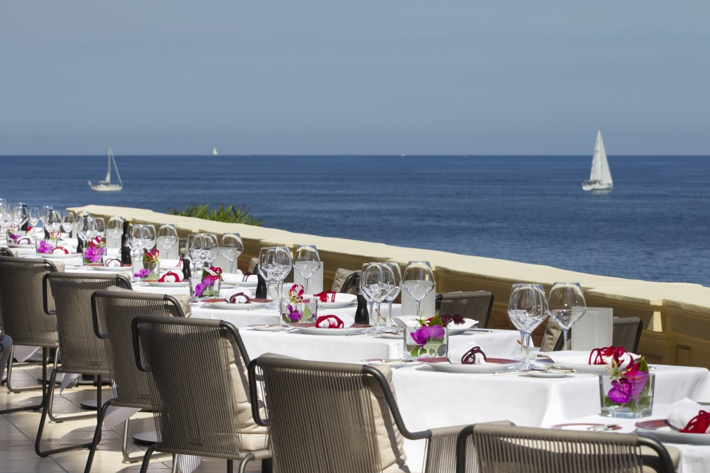 La Table du Royal - saint jean cap ferrat