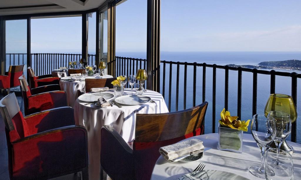 Restaurant Chateau Eza