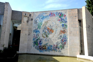 Nice, Musée Chagall