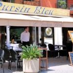 restaurant l'oursin bleu à villefranche sur mer