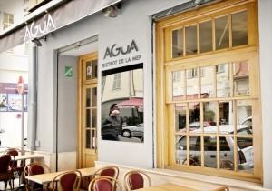 Restaurant agua Nice