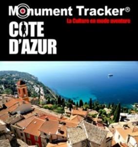 Monument Tracker App Cote d'Azur