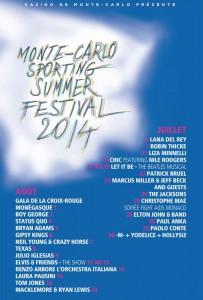 Programme Sporting Monaco