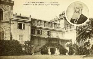 """Villa """"Les Cèdres"""",  Saint jean Cap Ferrat"""