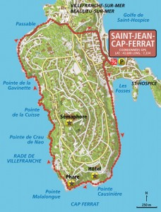 Tour du Cap Ferrat