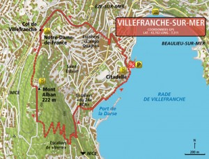 Circuit du Mont Alban