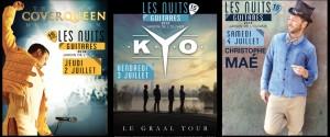 Festivales des Nuits Guitares 2015