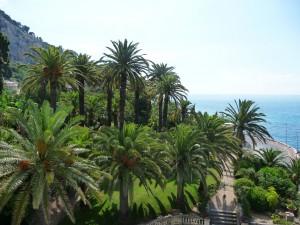 Jardin Maria Serena à Menton