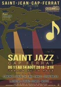 Saint Jazz Cap Ferrat 2015