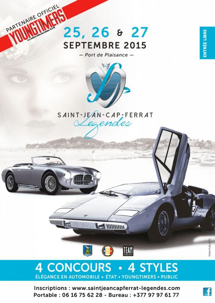 Saint Jean acp Ferrat Légendes 2015