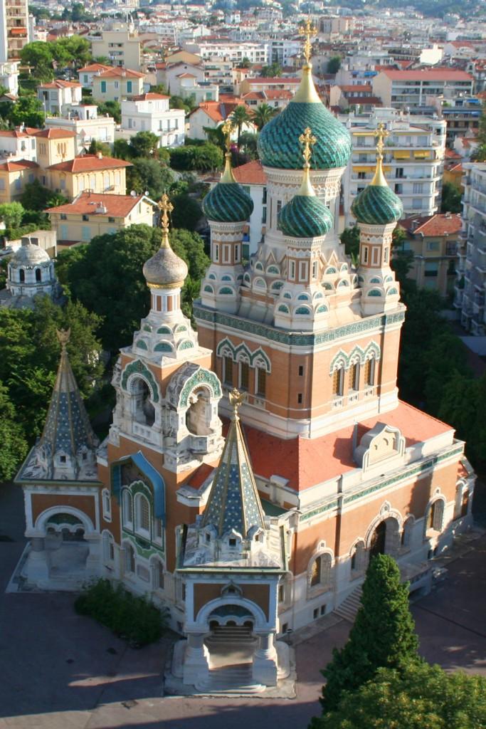 Eglise Russe Saint Nicolas, Nice