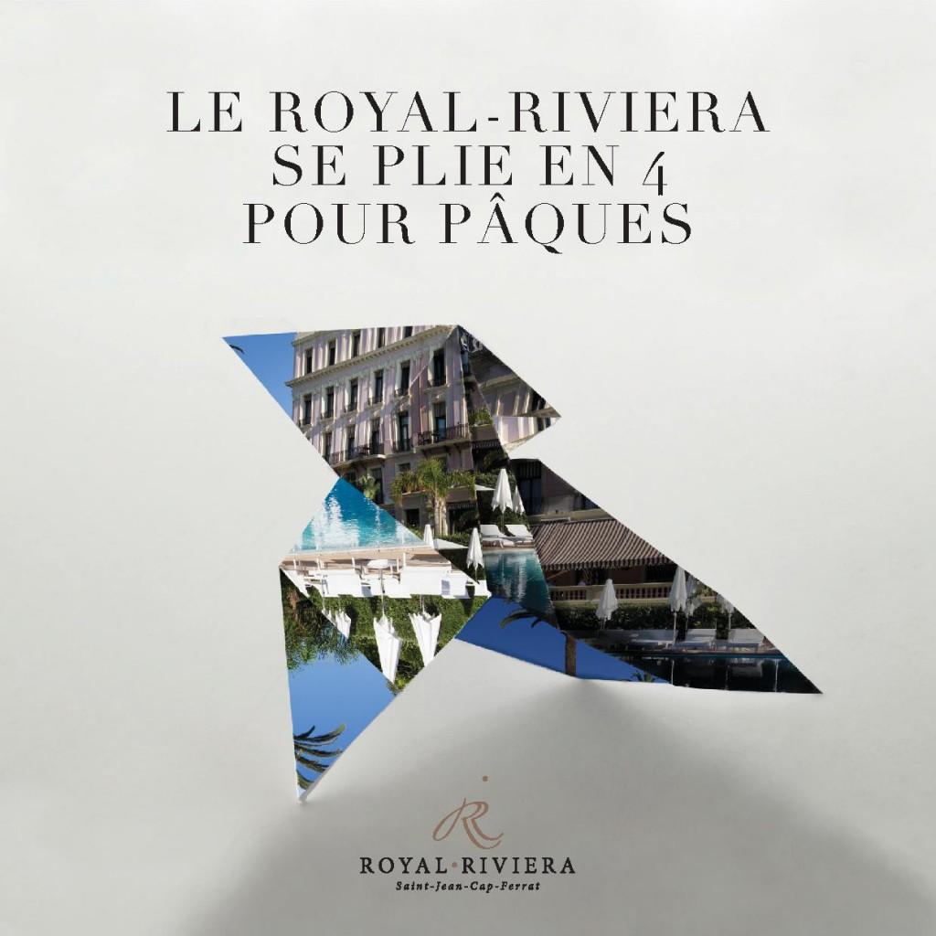 Pâques au Royal-Riviera