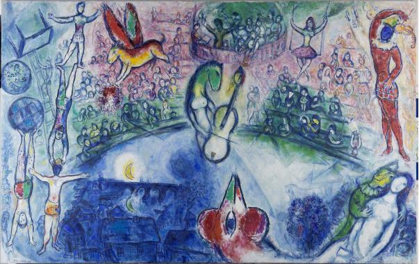 Chagall et la musique - Musée Chagall Nice