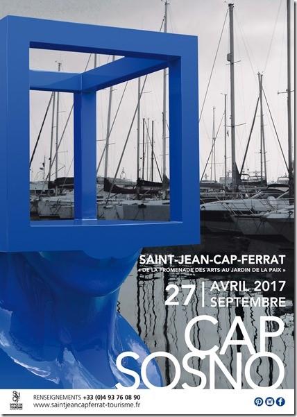Cap Sosno - Exposition à ciel ouvert - St Jean-Cap-Ferrat