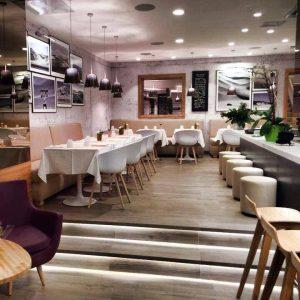 Côté Lounge bar et restaurant - Nice zone piétonne