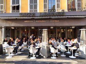 Côté Lounge restaurant - Nice zone pietonne