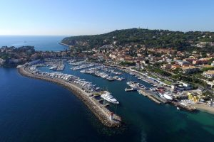Vue port de St Jean - Cap Ferrat Prestige