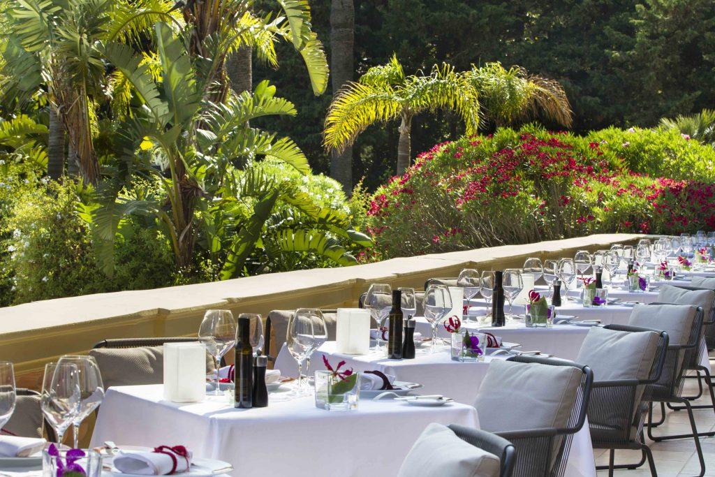 Gastronomie Côte d'Azur - Restaurant La Table du Royal, St-Jean-Cap-Ferrat