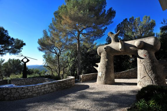 Fondation Maeght St paul de Vence