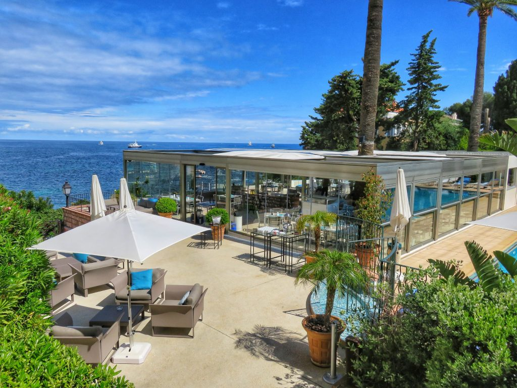 Jasmin Grill & Lounge restaurant - St Jean Cap Ferrat