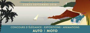 Affiche bandeau Saint-Jean-Cap-Ferrat prestige