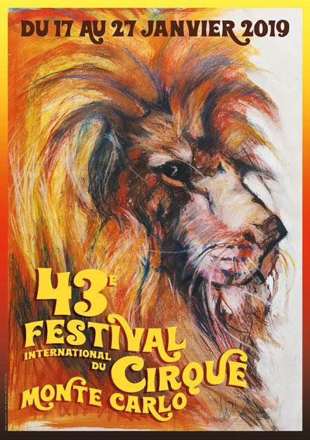 Festival du cirque de Monte-Carlo-2019