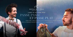 Soirée spéciale au Royal-Riviera le 22 octobre
