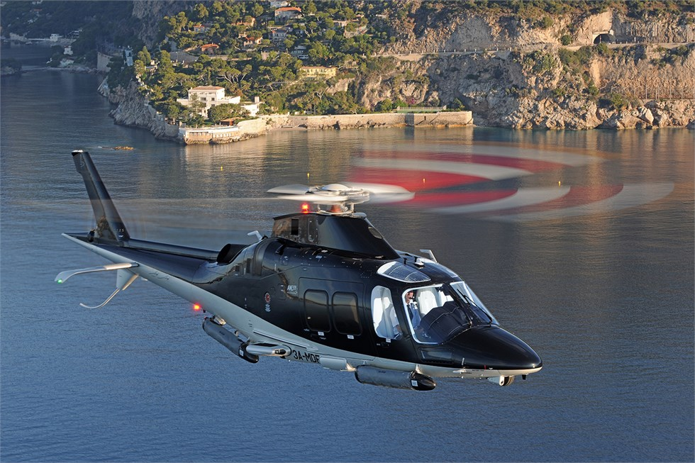 MONACAIR: A FLEET OF BRAND NEW HELICOPTERS