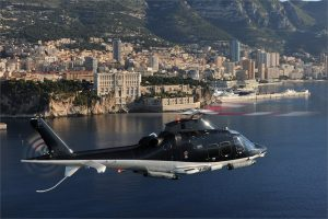 MonacAir - Helicopter transfers