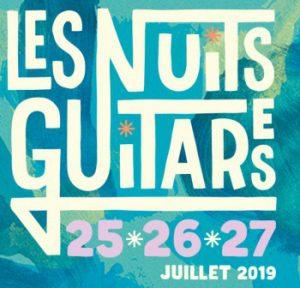 2019 - Festival des Nuits Guitares Beaulieu-sur-mer
