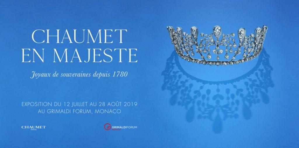 2019-Exposition Chaumet Grimaldi Forum Monaco