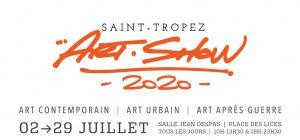 St Tropez Art Show 2020