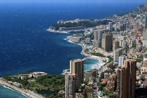 Plan de Monaco