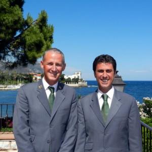 Concierges of the Royal-Riviera hotel