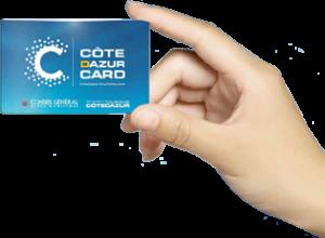Côte d'Azur Card®
