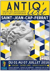 Salon Antiq'Art - St jean-Cap-Ferrat