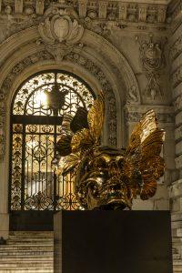 Vanité - Exposition BORDERLINE - © Martin Delpozo