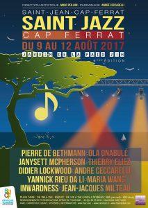 Saint Jazz Cap Ferrat 2017