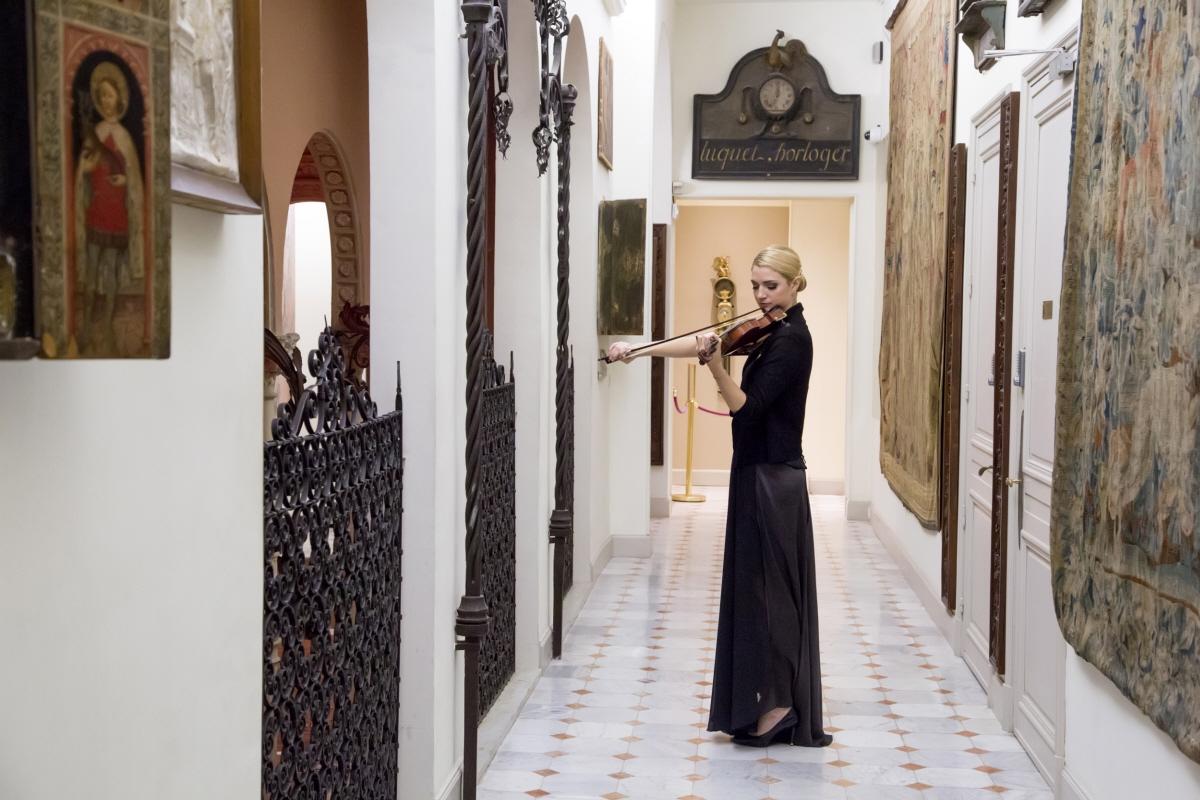 Soirées musicales à la Villa Ephrussi de Rothschild