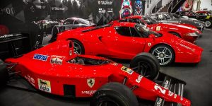 Exposition Ferrari Monaco
